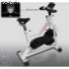 Linea cardiovascular bike gym con display