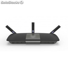 Linksys - EA6900 Doble banda (2,4 GHz / 5 GHz) Gigabit Ethernet Negro router