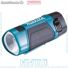 Linterna a bateria 10.8v litio-ion 1.3a - MAKITA - Ref: ML100