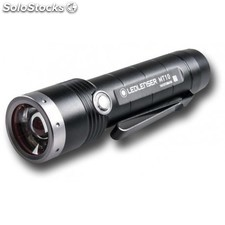 Linterna Led Lenser Mt10, 1000 Lúmenes Y Recargable - Led Lenser