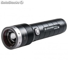 Linterna Led Lenser Mt14, 1000 Lúmenes Y Recargable - Led Lenser