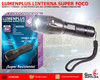 Linterna Super Light Foco Militar - we sport