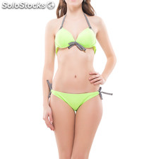 Lips and cherry - bikini clelia verde - lips and cherry - 8436550124545 - A163