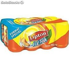 Lipton ice tea peche 12X33CL