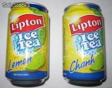 Lipton Ice tea, Red bull, Coca cola, Pepsi, esthate