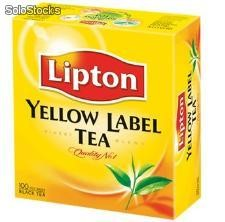 Lipton Yellow Label thé