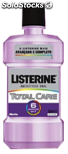 Listerine Enjuague 500ml Total Care
