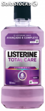 Listerine Enxaguar 500ml Total Care