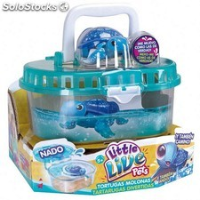Little Live Pets Tanque y Tortuga Molona Starry