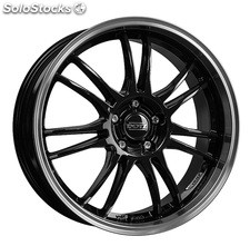 "Llanta Dotz - Shift 7x17"" (Black / Polished Lip) ET48 5x114.3 71"