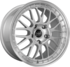 Llanta infiny R1 light /spl 7X16 Et40 5X112 73,1 silver machined lip