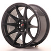 Llanta Japan Racing Jr11 16X8 Et25 4X100/108 Matt Black