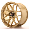Llanta Japan Racing Jr18 17X9 Et20 4X100/114 Gold