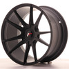 Llanta Japan Racing Jr21 18X9,5 Et20-40 Blank Matt Black