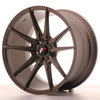 Llanta Japan Racing Jr21 18X9,5 Et35 5X100/120 Matt Bronz