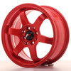 Llanta Japan Racing Jr3 15X7 Et40 4X100/114 Red