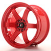 Llanta Japan Racing Jr3 18X9,5 Et15 5X114,3/120 Red