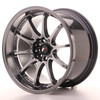 Llanta Japan Racing Jr5 18X10,5 Et12 5X114,3 Hypblack