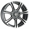 Llanta momo next 7,0X17 ET42 4X100:108 anthracite matt, polished