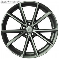Llanta wsp aiace 8.5x20.0 ET33 5X112 66,6 anthracite polished