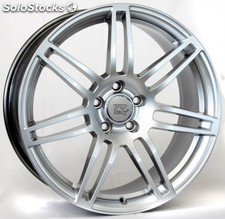 Llanta wsp S8 cosma two 7.5x17.0 ET45 5X112 57,1 hyper anthracite