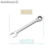 Llave combinada carraca 12 mm High Resistace - ALYCO - Ref: 170252