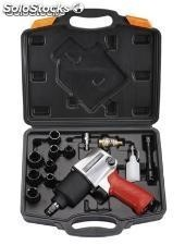 Llave de impacto red twin kit 1/2""