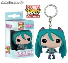Llavero Pocket Pop Hatsune Miku
