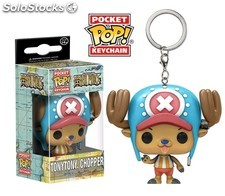 Llavero Pocket Pop One piece Tonytony Chopper