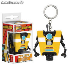 Llavero Pop Claptrap Borderlands
