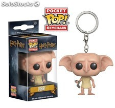 Llavero Pop Dobby Harry Potter