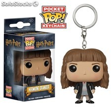 Llavero Pop Hermione Harry Potter