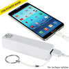 LLavero Power Bank 2600 mah - Foto 1