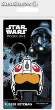 Llavero Pvc Star Wars Rogue One Rebel Helmet