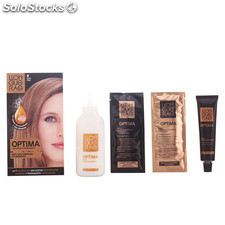 Llongueras OPTIMA hair colour #8-light blond