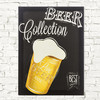 Lniany Obraz Beer Collection