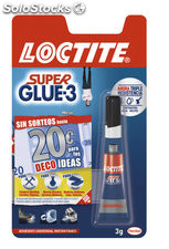 Loctite super glue 3 3 gr promo 20 euros ideas