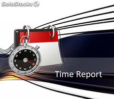 Logiceil de Gestion du temps TimeReport 4