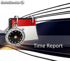 Logiceil de Gestion du temps - TimeReport 4