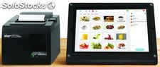 Logiciel Point de vente POS innovant avec support tablette tactile