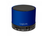 Logilink Bluetooth Speaker with MP3-Player, blue (SP0051B)