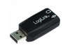 Logilink USB Audio Adapter with Virtual 3D Soundeffect (UA0053)