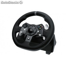 Logitech - G920 Steering wheel + Pedals PC, Xbox One Negro