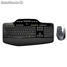 Logitech wireless desktop MK710 teclado y raton inalambrico usb .-920-002437