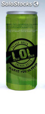 LOL Energy Green Sabor a Cannabis