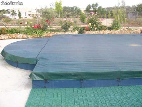 Lona para piscina cover on 2 90 m2 barato for Gresite piscina precio m2