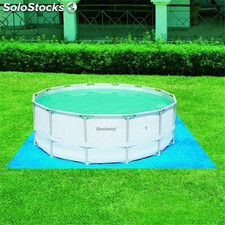 Comprar lona piscina cat logo de lona piscina en for Cubre piscina bestway