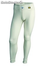 Long johns ropa interior cream talla l