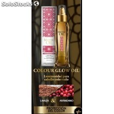 Loreal colour glow oil