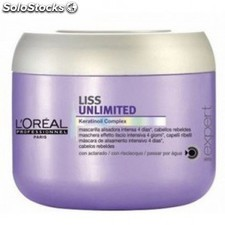 Loreal liss unlimited mascarilla